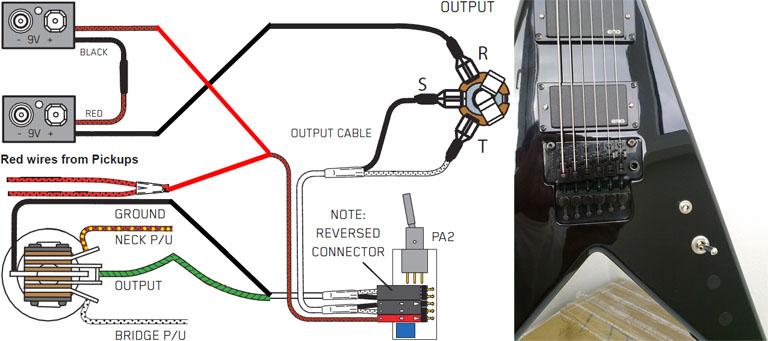 Wiring Emg Pa2 14 Wiring Diagram Images Wiring