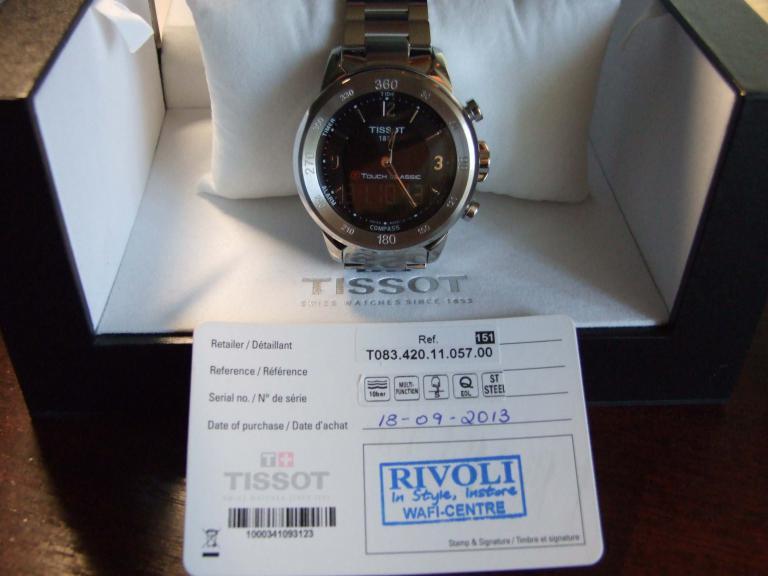 продам : Мужские часы TISSOT серии Classic Dream